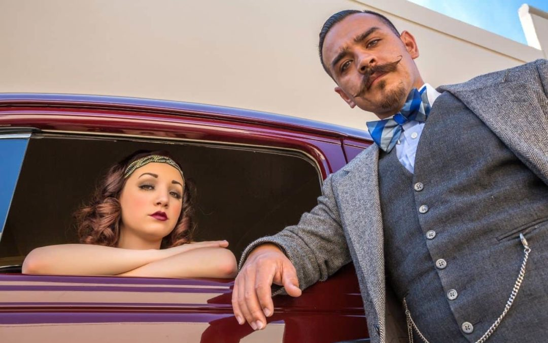 Reliving the Roaring 20's at Iron City's New Years Eve Party